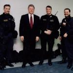 8 Jim Napolitano - Pres Clinton CAT