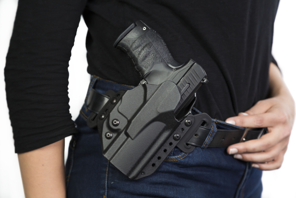 Texas Open Carry Law and Firearm Safety