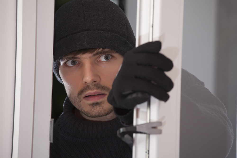 How to Become a Hard Target for a Home Invader