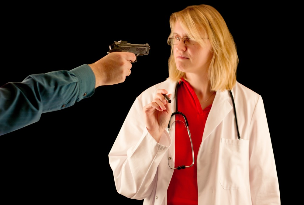 Unlikely Suspects: Workplace Violence in the Healthcare Industry